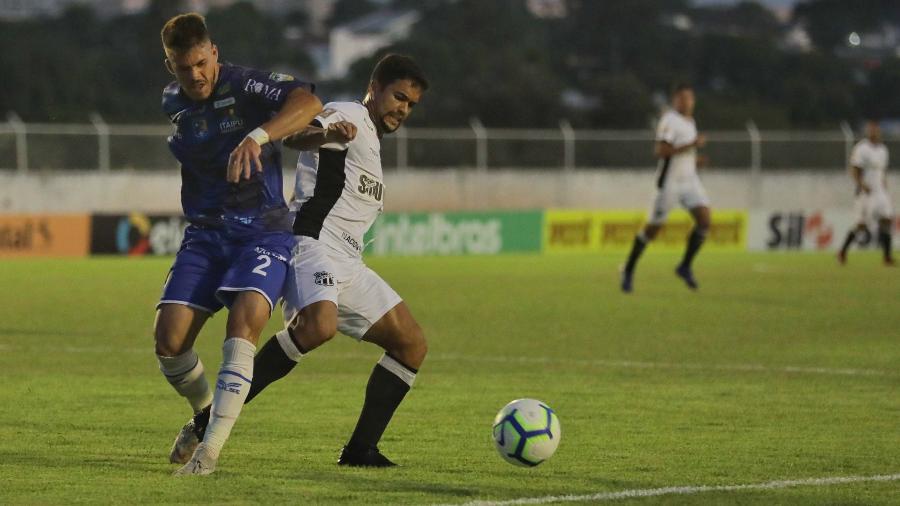 Após 0 a 0 ruim, Ceará avançou nos pênaltis para a terceira fase do torneio - KIKO SIERICH/FUTURA PRESS/ESTADÃO CONTEÚDO
