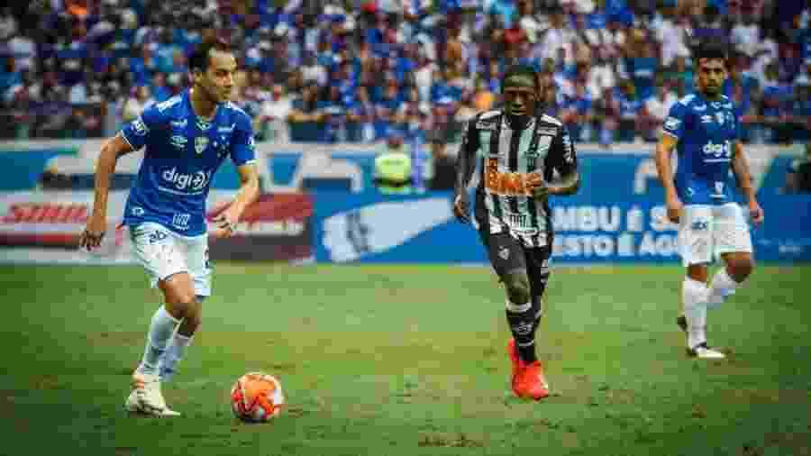 Após final de 2014, equipes mineiras voltam a se encontrar em um confronto de mata-matas por um torneio nacional - Vinnicius Silva/Cruzeiro