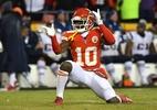 NFL isenta jogador dos Chiefs acusado de agressão familiar; fãs criticam - Peter Aiken/Getty Images North America/AFP