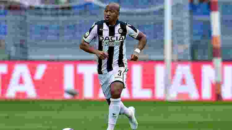 Samis vem se destacando pela Udinese desde a última temporada - Giuseppe Maffia/NurPhoto via Getty Images
