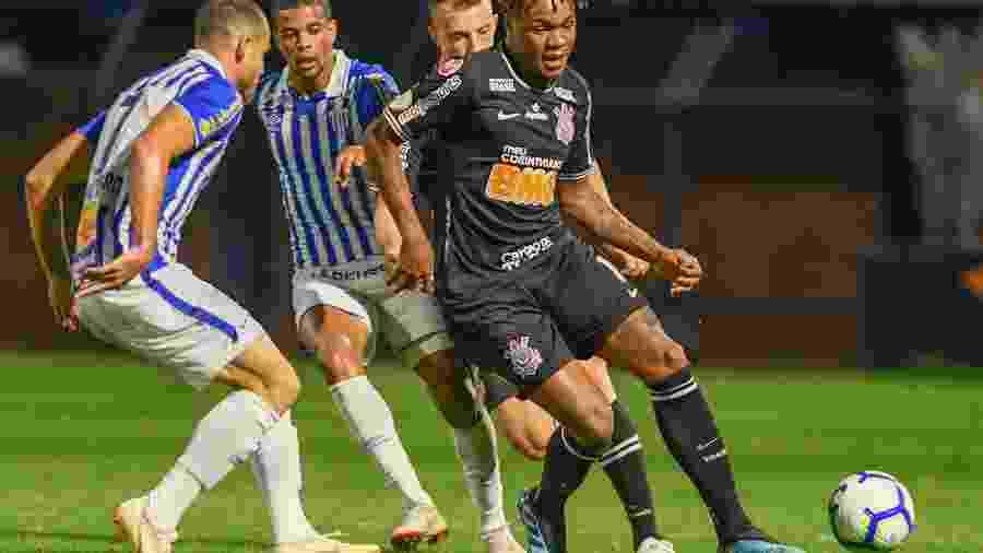 Avaí x Corinthians empataram sem gols no primeiro turno do Campeonato Brasileiro - Antônio Carlos Mafalda- Mafalda Press