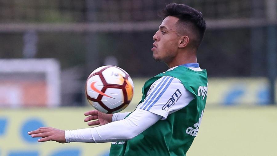 Gabriel Menino será titular do Palmeiras em despedida da Florida Cup - Cesar Greco/Ag. Palmeiras/Divulgação