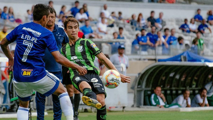 Cruzeiro e América-MG jogarão Série B do Campeonato Brasileiro 2020 - Alessandra Torres/AGIF