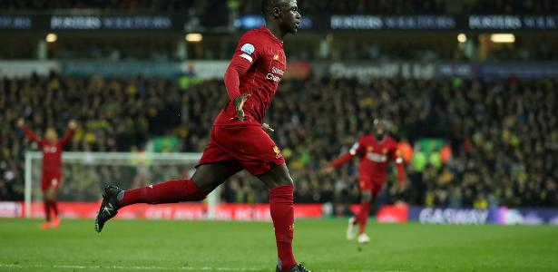 Campeonato Inglês | Liverpool abre 25 pontos na ponta e se aproxima de recorde