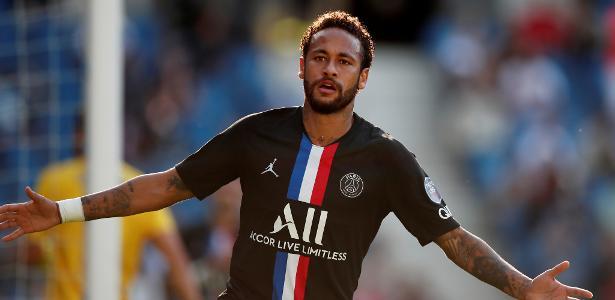 Como Neymar uniu vestiário do PSG com meta de vencer a Liga dos Campeões – UOL Esporte