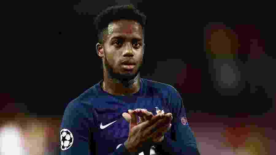 Ryan Sessegnon, jovem promessa do Tottenham, entrou no radar do Barcelona nas últimas semanas - Reprodução/Instagram