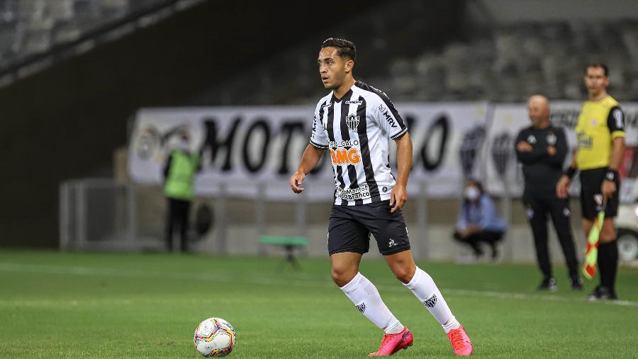Léo Sena foi vendido pelo Atlético-MG ao Spezia-ITA por R$ 8,1 milhões - Pedro Souza/Atlético-MG