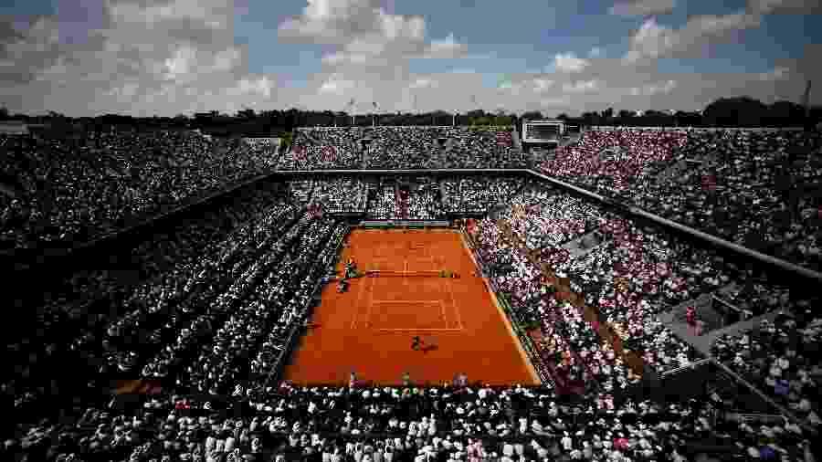 Roland Garros será disputado entre 27 de setembro e 11 de outubro - CHRISTOPHE SIMON / AFP