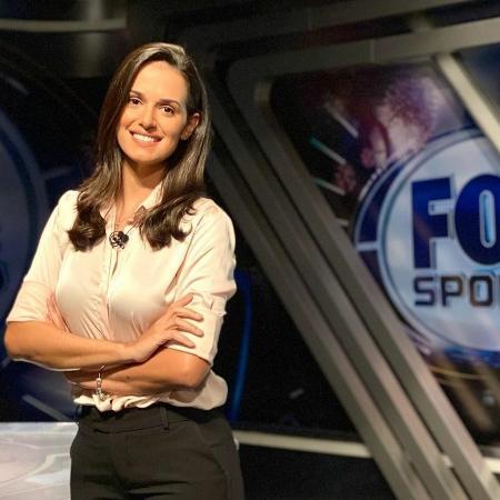 Livia Nepomuceno: apresentadora ex-Fox será uma das caras do pay-per-view do Campeonato Carioca - Reprodução/Instagram