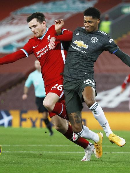 Liverpool e Manchester articulam Superliga de clubes - REUTERS/Phil Noble