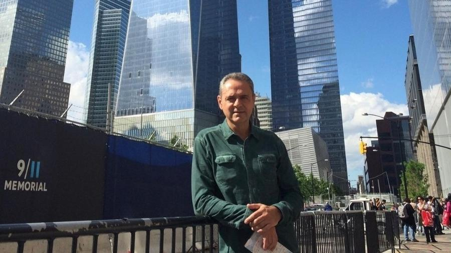 Luis Roberto reflete sobre 11 de setembro 20 anos após atentado - Reprodução/Instagram