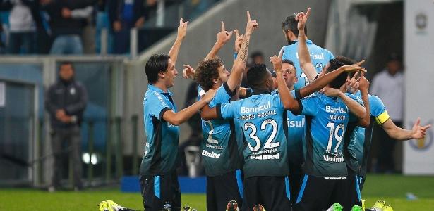 ba82182617 Próximo passo no Grêmio é quebrar tabu para entrar no G4 - Futebol ...