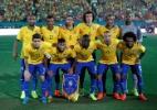 Brasil permanece em quinto lugar no ranking da Fifa - Getty Images