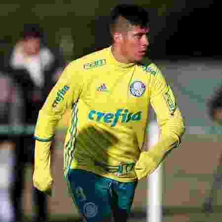 Cristaldo, ex-atacante do Palmeiras - Cesar Greco/Fotoarena