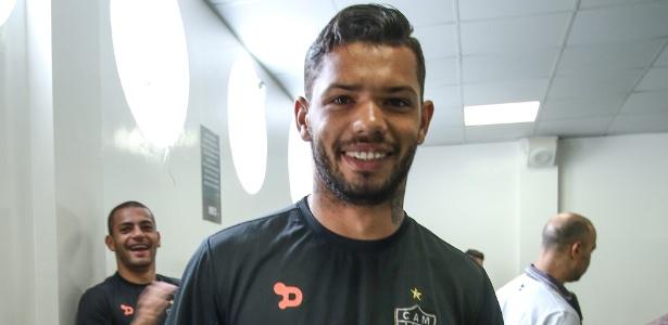 Atacante Carlos pode deixar o Atlético-MG em breve