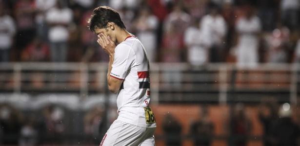 Rodrigo Caio garante que São Paulo não cai no Brasileirão