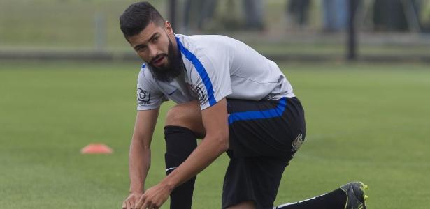 Del'Amore foi titular do time corintiano que conquistou a Copa São Paulo em 2017