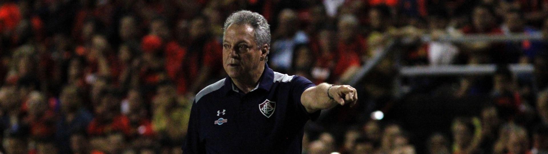 Abel Braga volta comandar o Fluminense após morte do filho