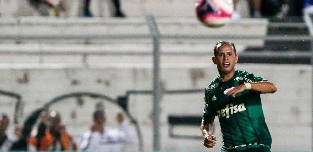 Guerra pode ganhar mais uma chance como titular no Palmeiras