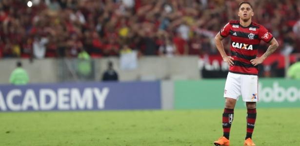 O Flamengo correu para contar com Cuéllar no compromisso contra o Atlético-MG - Gilvan de Souza / Flamengo