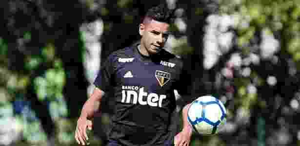 Bruno Peres dever ser incluído na lista de inscritos do SP para a Sul-Americana - Marcello Zambrana/AGIF