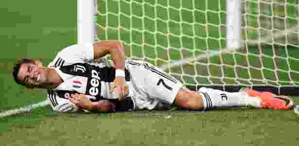 Cristiano Ronaldo, da Juventus - Massimo Pinca/Reuters - Massimo Pinca/Reuters
