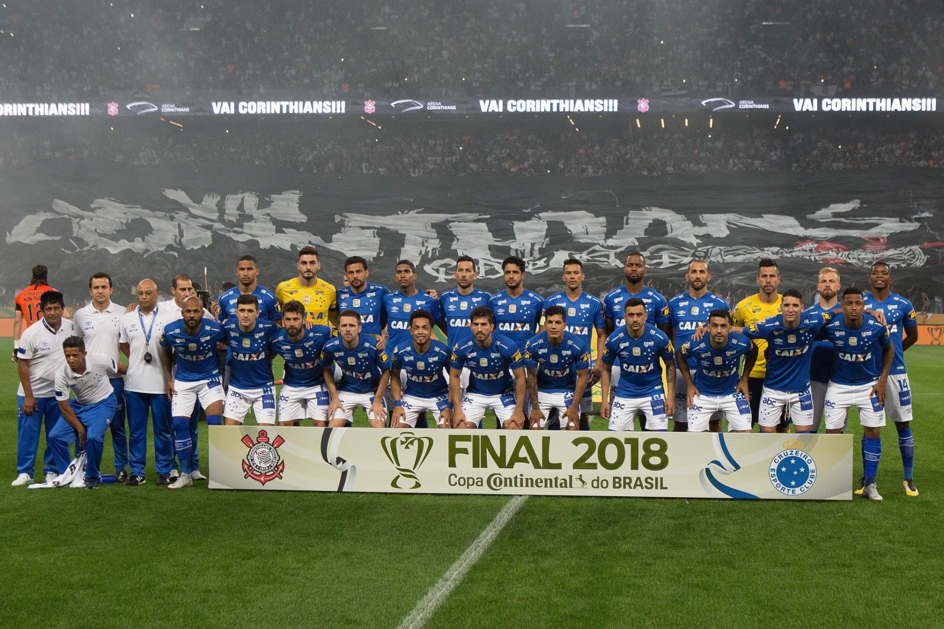 Manter base do time foi um dos segredos para hegemonia recente do Cruzeiro  - Esporte - BOL 87827eed6b0d6