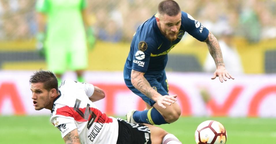 Nandez Boca Juniors River Plate final Copa Libertadores