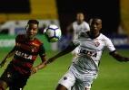 Sport e Vitória empatam e seguem embolados na briga contra rebaixamento - Paulo Paiva/AGIF