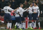 Tottenham faz 3 a 1 e encerra sequência invicta do Chelsea no Inglês - DANIEL LEAL-OLIVAS/AFP