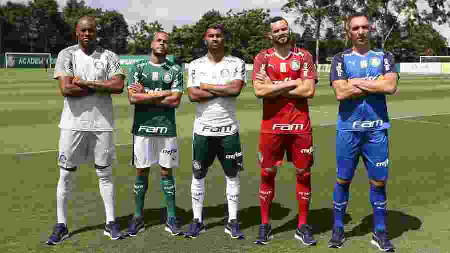300059e7ea Palmeiras  Após sucesso em estreia com Puma