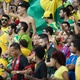 Brasil não decola com apoio em Salvador e revê fantasma da torcida em SP