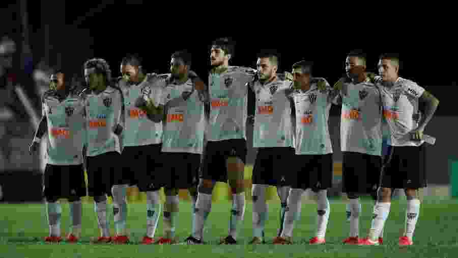 Atlético-MG caiu nos pênaltis para o Afogados-PE e está eliminado da Copa do Brasil - Bruno Cantini/Atlético