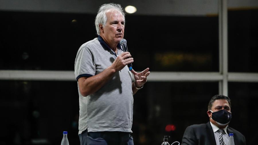 Rubens Menin, conselheiro e investidor do Atlético-MG - Bruno Cantini/Atlético-MG