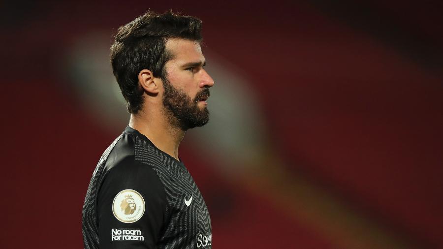 Pai do goleiro Alisson, do Liverpool, foi encontrado morto na última quarta-feira - Robbie Jay Barratt - AMA/Getty Images