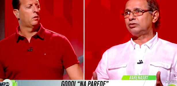 Godoi detona Junior Baiano: 'Morto seria bem melhor'