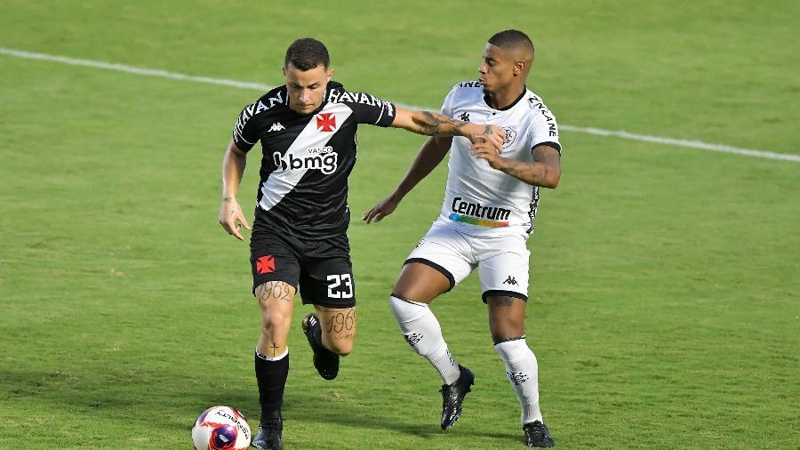 Vasco e Botafogo pelo Campeonato Carioca - Thiago Ribeiro/AGIF