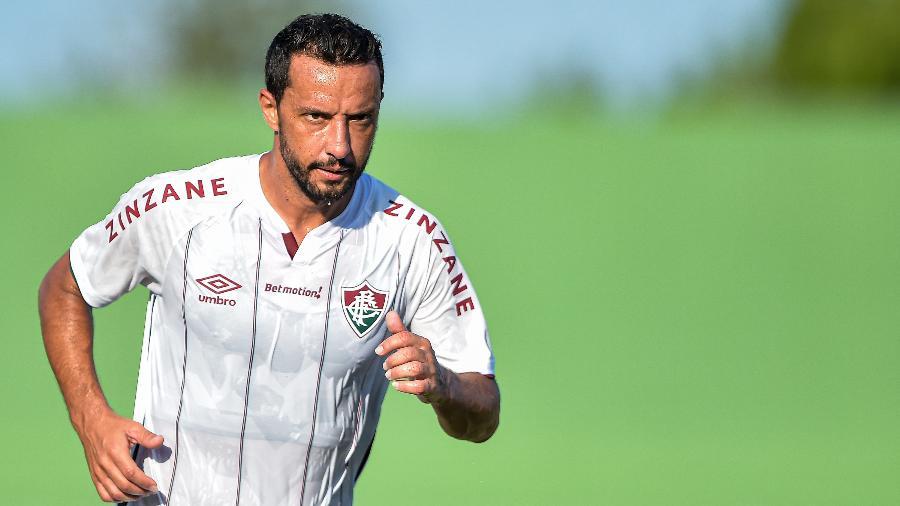 Fluminense de Nenê enfrenta o Macaé pelo Campeonato Carioca - Thiago Ribeiro/AGIF