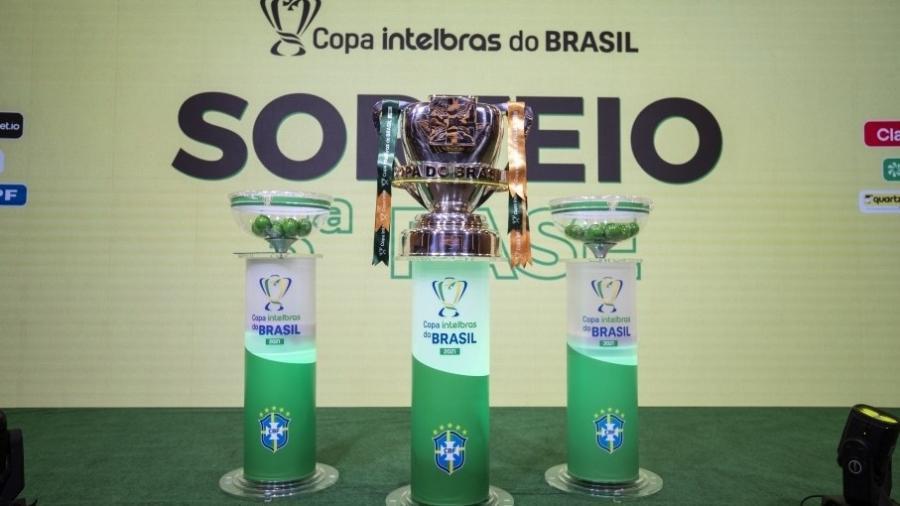 Copa do Brasil teve sorteio para mais uma fase nesta sexta-feira (23) - Thais Magalhães/Divulgação/CBF