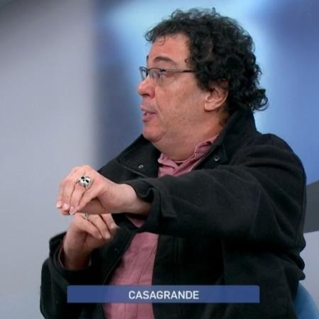 Casagrande projeta final do Paulista e vê São Paulo espetacular - Reprodução/SporTV