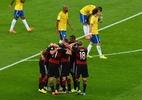 Fifa mostra 7 a 1 ao homenagear sete anos do título alemão na Copa; assista