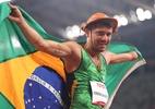 Com atletismo e natação, Brasil é sexto lugar no geral das Paralimpíadas