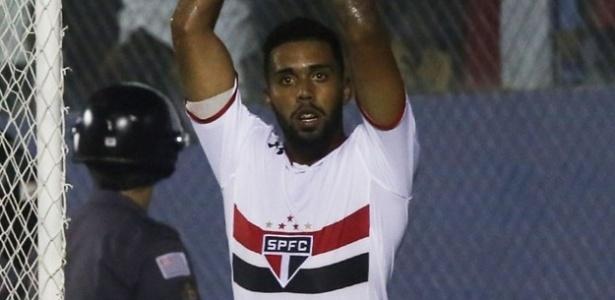 Inácio, lateral do São Paulo, disputou a Copa São Paulo de Juniores