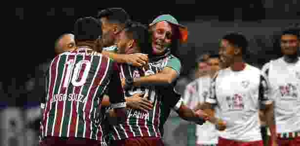 Nelson Perez / Site oficial do Fluminense