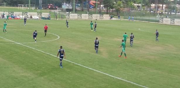 Palmeiras venceu o Guarani com tranquilidade em teste para o Brasileiro
