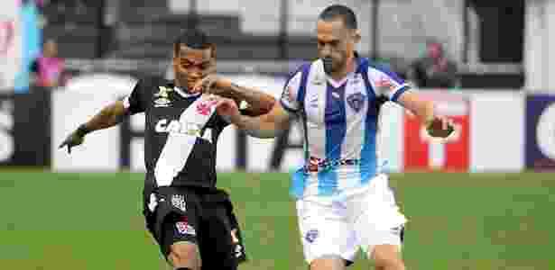 vasco x paysandu - Paulo Fernandes/Vasco.com.br - Paulo Fernandes/Vasco.com.br