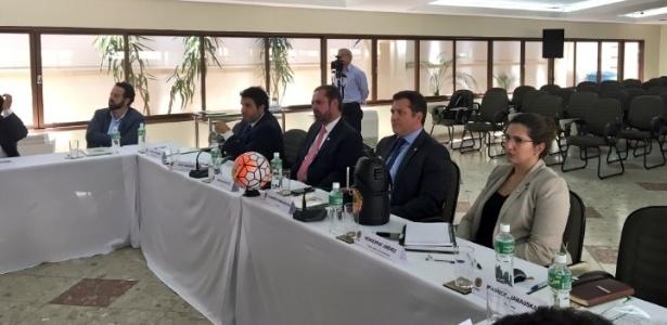 Reunião na Conmebol marca mudanças na Copa Libertadores a partir de 2017 - Reprodução/Twitter