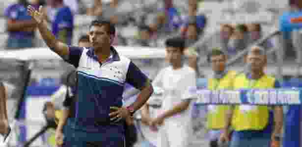 Sidnei Lobo - Washington Alves/Light Press/Cruzeiro - Washington Alves/Light Press/Cruzeiro