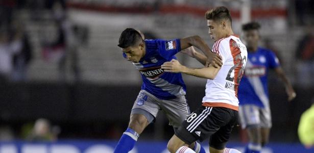 Lucas Martinez Quarta é o único jogador já confirmado, segundo o próprio River Plate