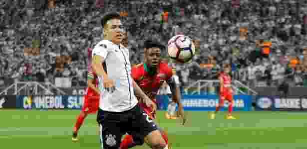 Corinthians 3 - Daniel Vorley/AGIF - Daniel Vorley/AGIF